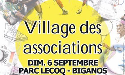 Village des Associations, éd. 2020